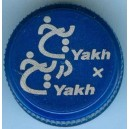 Iran Yakh x Yakh Pet Bottle Plastic Cap