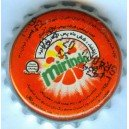 Iran Shiraz Mirinda Used Bottle Crown Cap