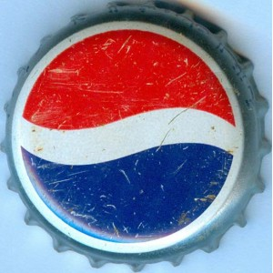 Iraq Karbala Company Pepsi Cola Used Bottle Crown Cap