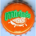 Pakistan Lahore Mirinda Used Bottle Crown Cap