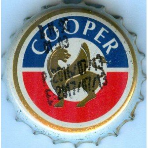 Iran Behnoush Cooper Non-Alcoholic Beer Under Licence Unused Twist-off Bottle Crown Cap