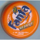 Iran Fanta Pet Bottle Plastic Cap