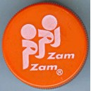 Iran Zam Zam Pet Bottle Plastic Cap