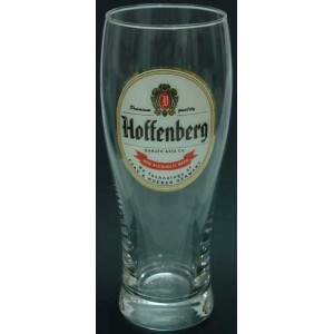 Iran Hoffenberg Non-Alcoholic Beer Glass