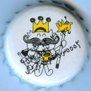 Iran Shams Non-Alcoholic Beer Used Bottle Crown Cap