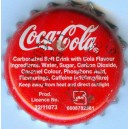 Iran Tehran Khoshgovar Coca-Cola Coke Used Bottle Crown Cap