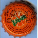 Iran Tehran Sasan Company Mirinda with Persian Inscription Used Bottle Crown Cap