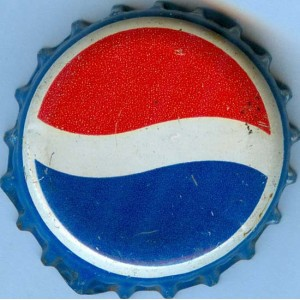 Iraq Nile Company Pepsi Cola Used Bottle Crown Cap