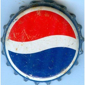 Iraq Al-Khaleej Company Pepsi Cola Used Bottle Crown Cap