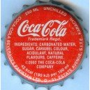 Pakistan Karachi Coca-Cola Coke Used Bottle Crown Cap